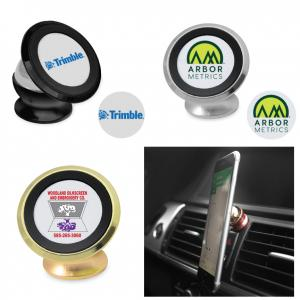 Magnetic Metal Cell Phone Mount