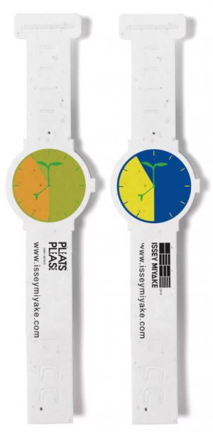 Seed Paper Watch