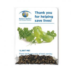 Herb Seed Packet