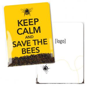 Pollinator-Friendly Seed Packet
