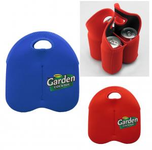 Four Bottle Can Koozies