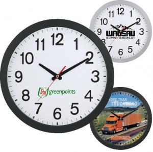 12 Inch Slim Wall Clock