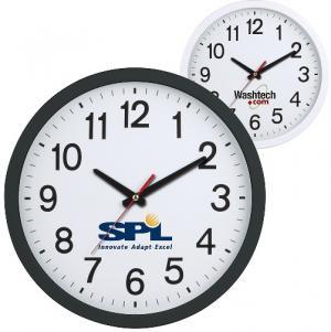 16 Inch Slim Wall Clock