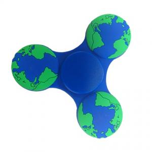 Earth Design Fidget Spinner