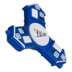 House Shaped Fidget Spinner