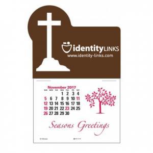 Cross Self-Adhesive Calendar