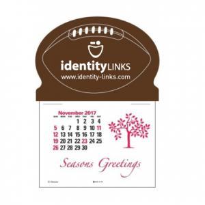 Football Self-Adhesive Calendar