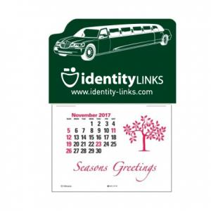 Limo Self-Adhesive Calendar