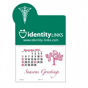 Medical Sign Self-Adhesive Calendar