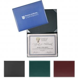 Luxe Padded Certificate/Diploma Holder