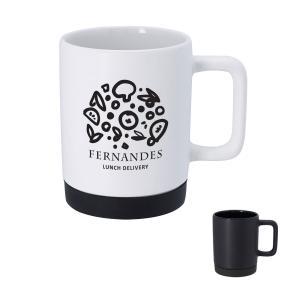 10 oz. Sleek Ceramic Mug