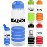 28 oz Easy Pour Sports Ring Bottle