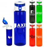 24 oz Trendy Colorful Bottle with Infuser