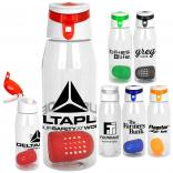 32 oz Trendy Bottle with Floating Infuser