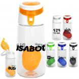 18 oz Trendy Bottle with Floating Infuser