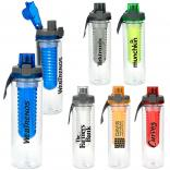 24 oz Locking Bottle with Infuser