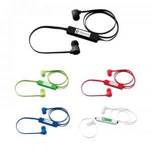 Crown Colorful Bluetooth Earbuds