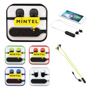 Midway Color Pop Bluetooth Earbuds