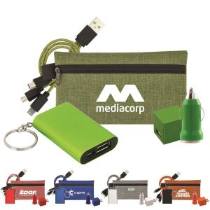Deluxe 1000 mAh Power Bank Kit
