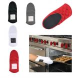 Skrill Silicone Grip Cotton Oven Mitt