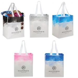 Gradient Colored Non-Woven Tote Bag