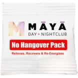 Full Color Imprint Hangover Tablet Packets