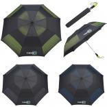 "Slazenger 58"" Vented Auto Open Folding Golf Umbrella"