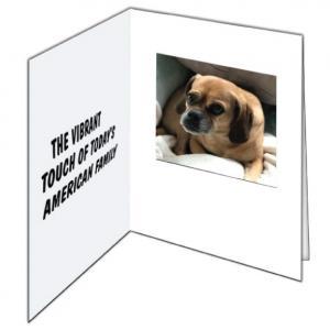 "3 1/2"" x 4"" Photo Card"