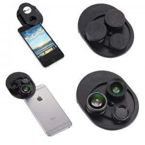 Targa 4-in-1 Revolving Camera lens