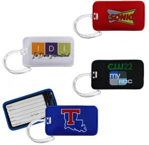 Luggage Tags with DigiPrint