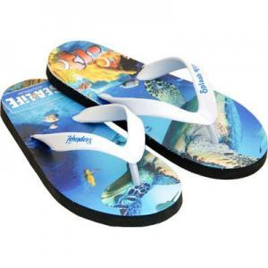 Full Color Flip Flops
