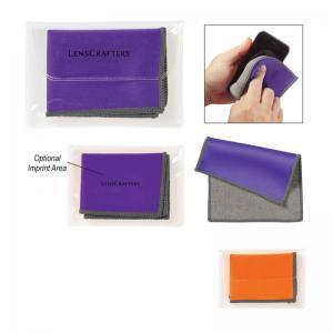 Mirqa Dual Microfiber Cleaning Cloth