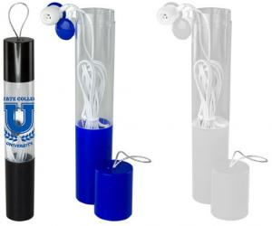 Yoxi Earbuds in a Tube