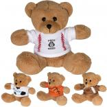 "7"" Gametime Plush Bear"