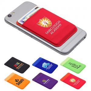 Expanding Lycra Phone Wallet