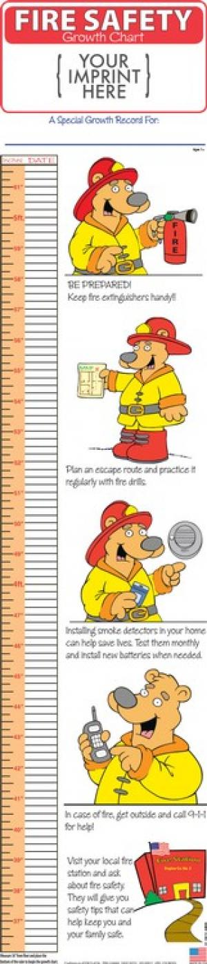 Fire Safety Growth Chart