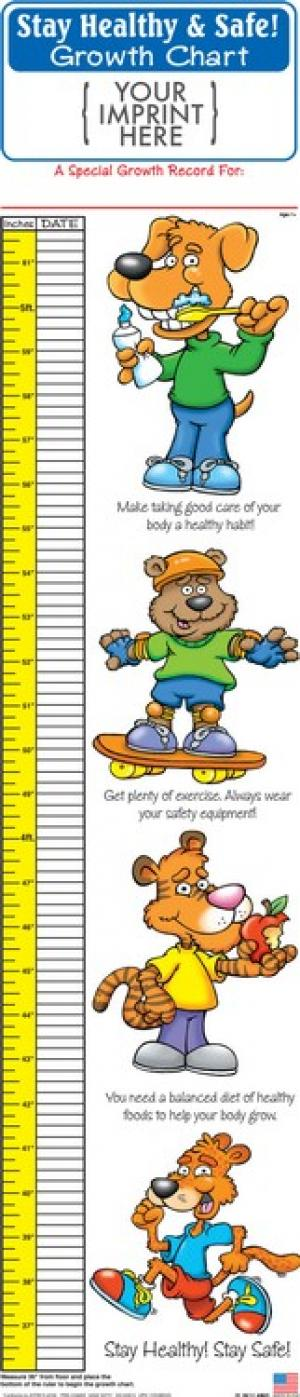 Health Growth Chart
