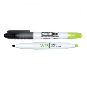 Dry Erase Marker & Highlighter Combo