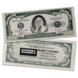 Million Dollar Funny Money Bill