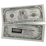 Statue of Liberty Million Dollar Funny Money