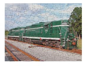 "Full Color 9"" x 12"" Puzzle"