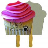 Cupcake Shape Fan