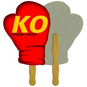 Boxing Glove Shape Fan