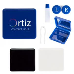 Contact Lens Kit with Mirror