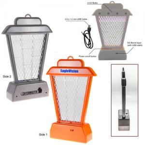 Rechargeable UV Bug Zapper