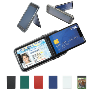 Three Pocket Tech Bi-Fold Wallet