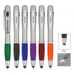 Emerald LED Light and Stylus Pen