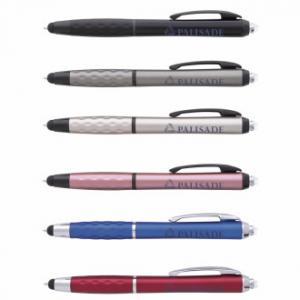 Sleek Stylus LED Pen