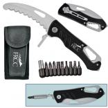 15-in-1 Emergency Rescue Knife/Tool