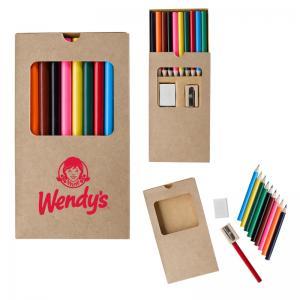 Dev 12 Piece Colored Pencil Set